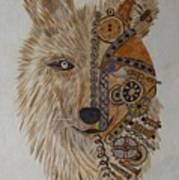Wolf Machine Poster
