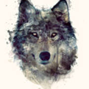 Wolf // Persevere Poster