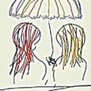 Women Hoping For Rain 2 Poster