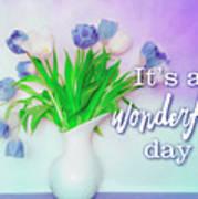 Wonderful Day Poster