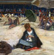 Woodbury: Ogunquit, C1912 Poster