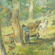 Woodcutters Poster