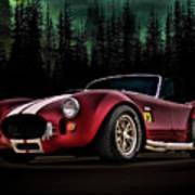 Woodland Cobra Poster