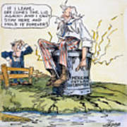 Woodrow Wilson: Mexico Poster