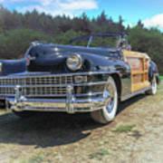 Woody  Chrysler Poster