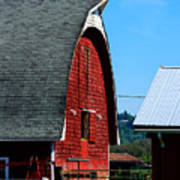Working Barn Poster