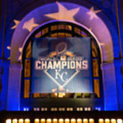 World Series Champs Poster
