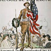 World War I: U.s. Army Poster
