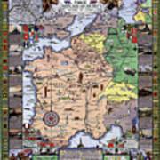 World War One Historian's Panel Poster