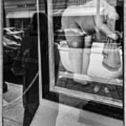 Worth Ave Reflections 0488 Poster