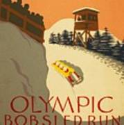 Wpa Olympic Poster