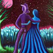 Wrangler's Moon Poster