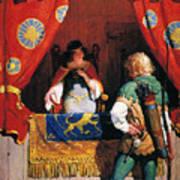 Wyeth: Robin Hood & Marian Poster