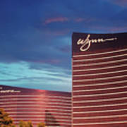 Wynn And Encore In Las Vegas Poster