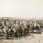 Wyoming: Cowboys, C1883 Poster
