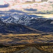 Wyoming Viii Poster