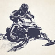 X Games Snowmobile Racing 2 Poster