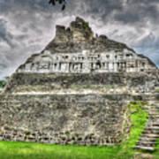 Xunantunich  El Castillo Poster