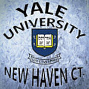 Yale University New Haven Ct.  Poster