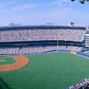 Yankee Stadium Ny Yankees V. Tampa Poster