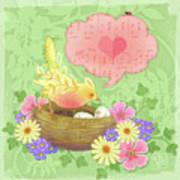 Yellow Bird's Love Song Poster