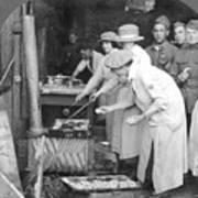 Ymca Women Workers Poster