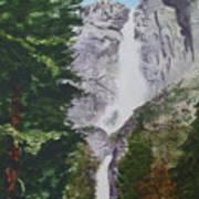 Yosemite Falls 1 Poster