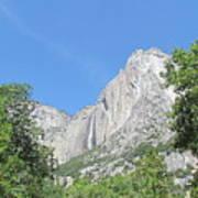 Yosemite Falls Again Poster