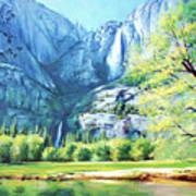 Yosemite Park Poster