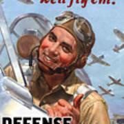 You Buy 'em We'll Fly 'em Poster