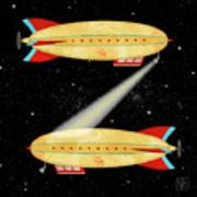 Z Is For Zeppelin Poster