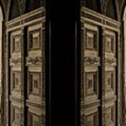 Zanzibar Doors Poster
