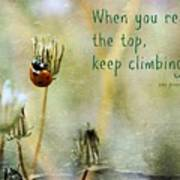 Zen Proverb Poster
