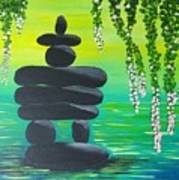 Zen Time Poster