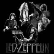 Zeppelin Poster by William Walts