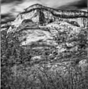 Zion Landscape Poster