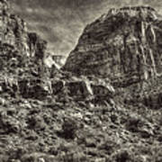 Zion National Park II Poster