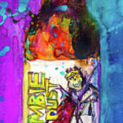 Zombie Dust By 3 Floyds Brewing Co.  Poster
