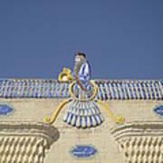Zorastrian Fire Temple, Iran Poster