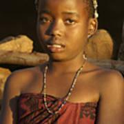 Zulu Princess Poster