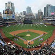 Atlanta Braves V San Diego Padres Poster