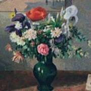 Bouquet Of Flowers, 1898 Poster