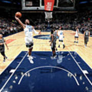 Brooklyn Nets V Minnesota Timberwolves Poster
