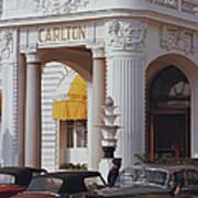 Carlton Hotel Poster