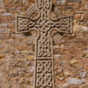 Celtic Cross Poster