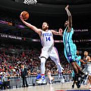 Charlotte Hornets V Philadelphia 76ers Poster