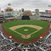 Chicago Cubs V San Diego Padres Poster
