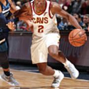 Cleveland Cavaliers V Minnesota Poster