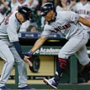 Cleveland Indians V Houston Astros 1 Poster