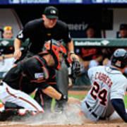 Division Series - Detroit Tigers V Poster